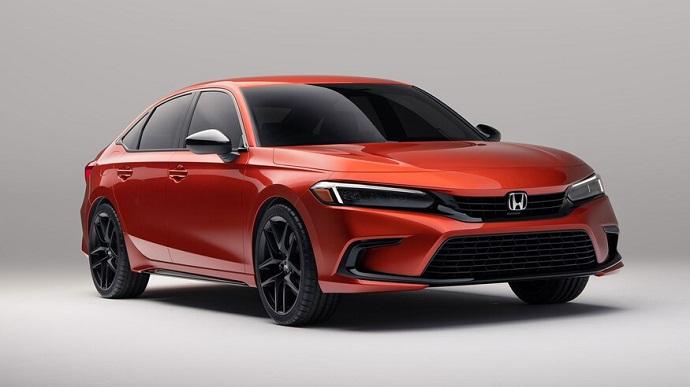 2022 Yeni Honda Civic Tanıtıldı