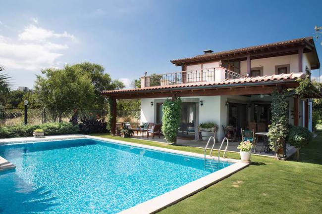 Villa satışları hız kesmiyor fiyatlar artış eğiliminde