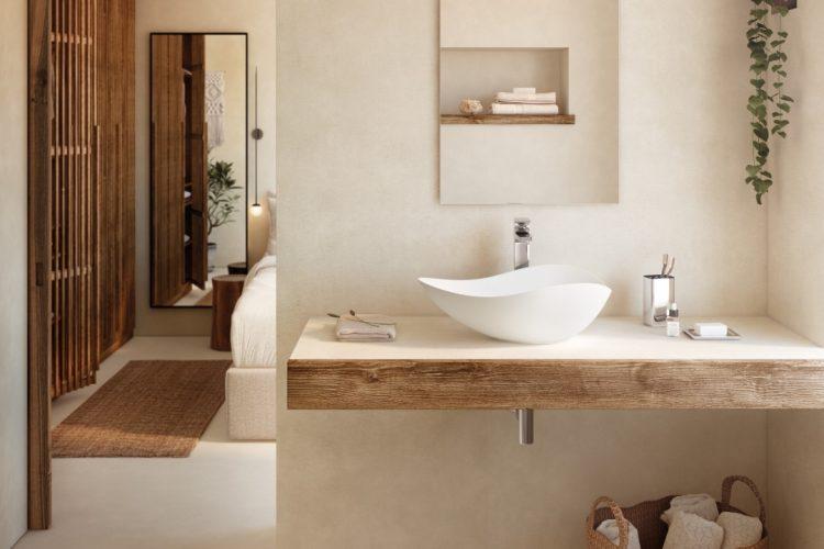 Roca Ruy Ohtake Lavabo Koleksiyonu banyolara yeni bir soluk getiriyor