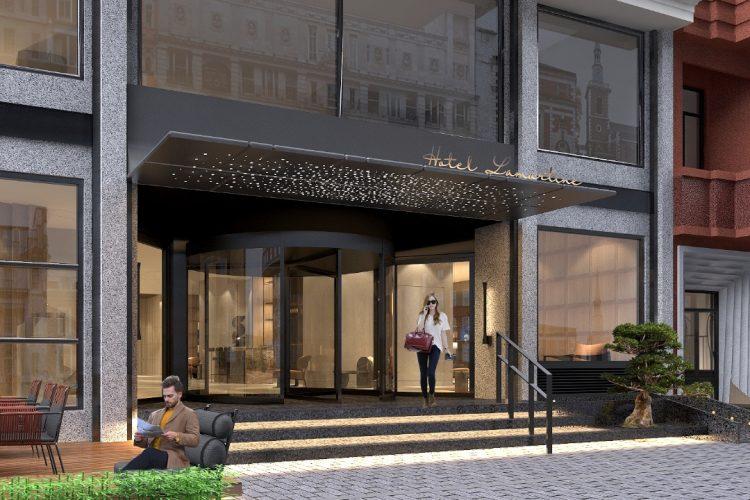 Designist'ten İstanbul'un Tarihinden İlham Alan Bir Otel Yapısı:LAMARTİNE OTEL TAKSİM