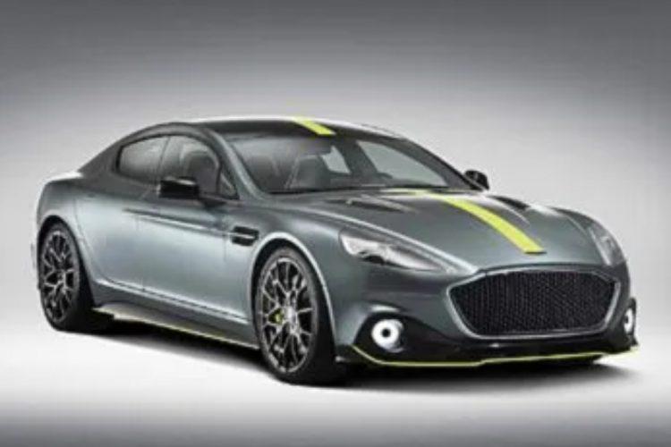 Dünya Çapında Yalnızca 210 Kişi Sahip Olabilecek! Aston Martin'den Lüks Bir Sedan: Rapide AMR