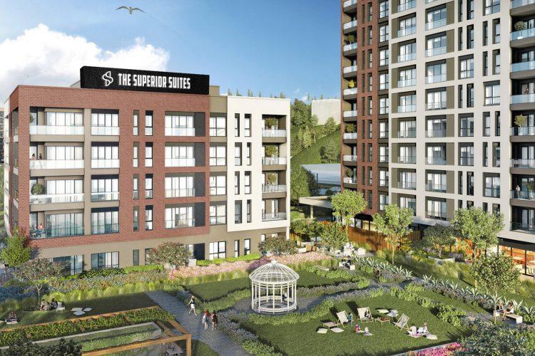 Ege Yapı'dan The Superior Suites ve Cer İstanbul Projelerinde Yaz Aylarına Özel Fırsatlar