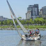 Şirketler Haliç'in Tarihi Sularına Yelken Açacak