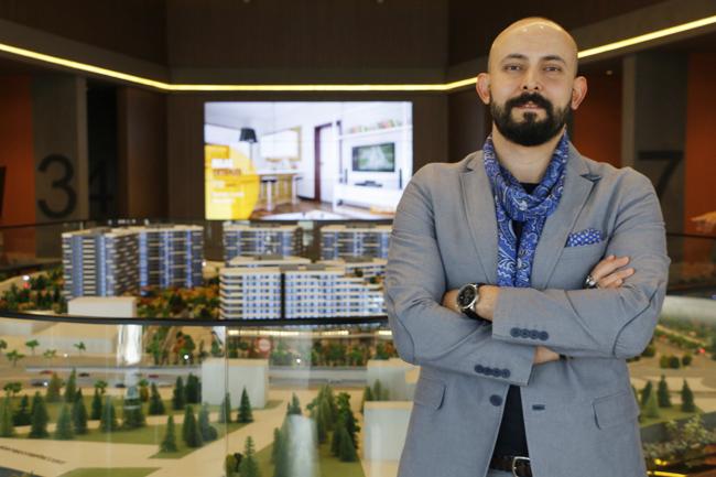 """Ahmet Fırat: """"Ankara'da Yatay Mimari'yi Örnek Teşkil Etmek İstiyoruz"""""""
