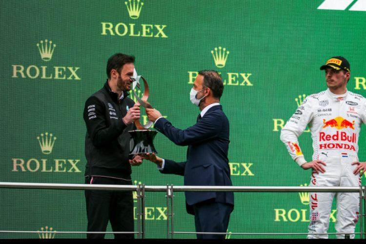 Vural K; Formula 1 için İntercity İstanbul Park'a 190 bin kişi geldi